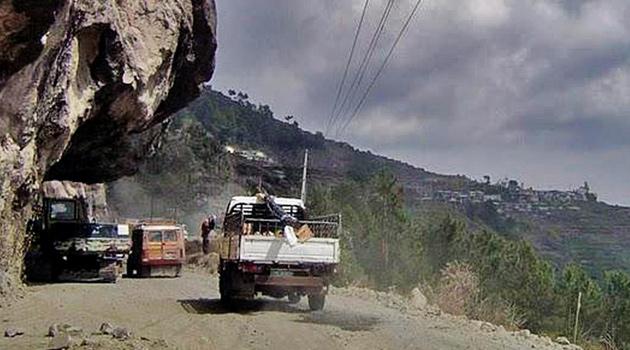 estradas perigosas halsema