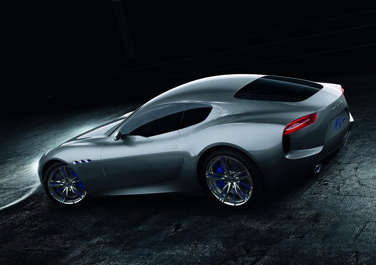 maserati alfieri 2 Concept Alfieri protagonista da Maserati no Salão Automóvel de Genebra