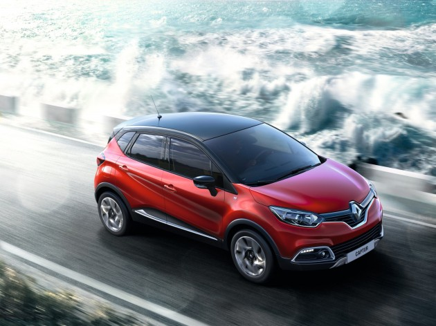 Captur Helly Hansen 630x472 Renault Captur Helly Hansen