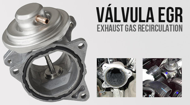 valvula egr Válvula EGR (Exhaust Gas Recirculation)