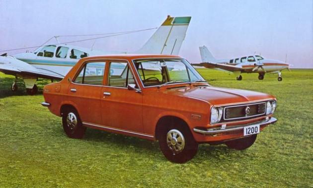 datsun 1200 de luxe 01 630x380 Datsun 1200 B110 – Tração traseira num clássico intemporal