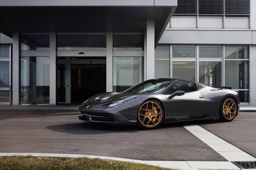 novitec 458 speciale 07 exterior m Ferrari 458 Speciale preparado pela Novitec é ainda mais especial