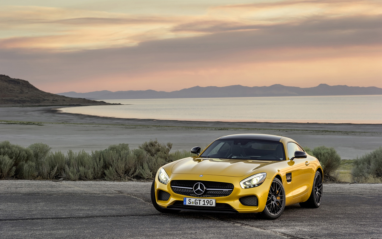 2015 Mercedes AMG GT Solarbeam 9 Mercedes AMG GT