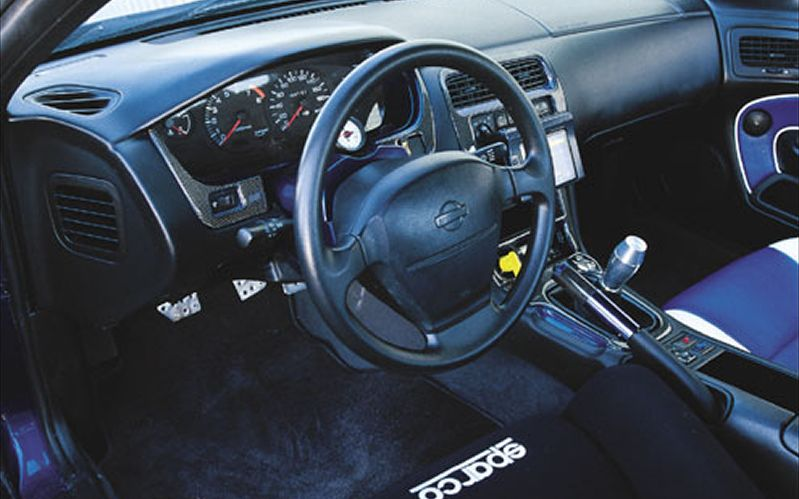 nissan silvia s14 a receita para a divers o. Black Bedroom Furniture Sets. Home Design Ideas