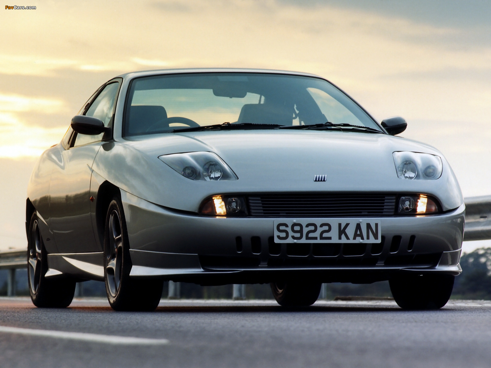 wallpapers fiat coupe 1998 1 Fiat Coupé – Carisma Italiano