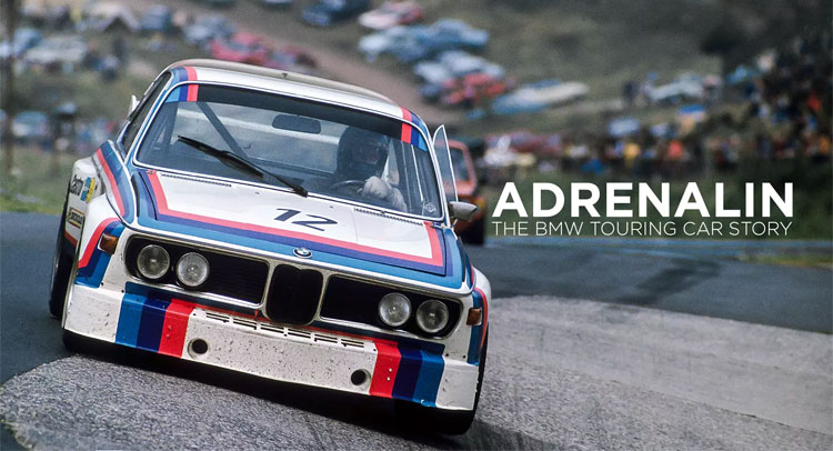 BMW Adrenalin, um filme sobre a BMW Motorsport