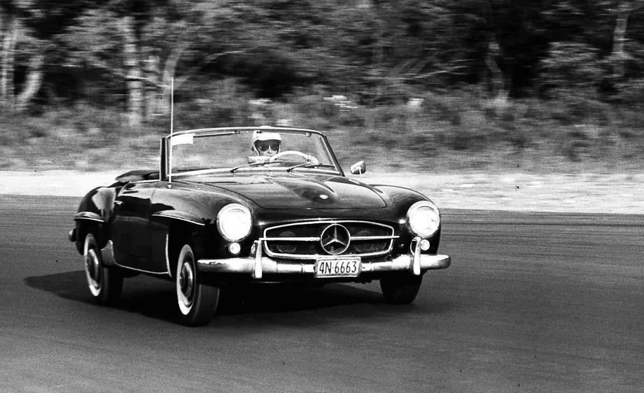 Mercedes benz 190sl sedu o a c u aberto for Mercedes benz pt