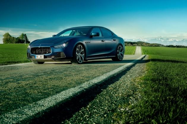 Novitec Maserati Ghibli 20 630x420 Maserati Ghibli Novitec – Mais potência e exclusividade