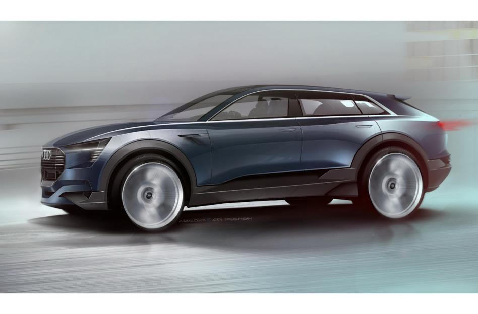1 Audi dá a conhecer o futuro Q6 quattro e tron
