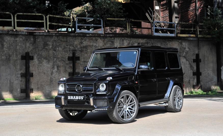 Brabus 850 6 0 Biturbo Widestar 102 876x535 Mercedes Benz G Wagen Brabus 850 6.0 Biturbo Widestar – Loucura em doses massivas