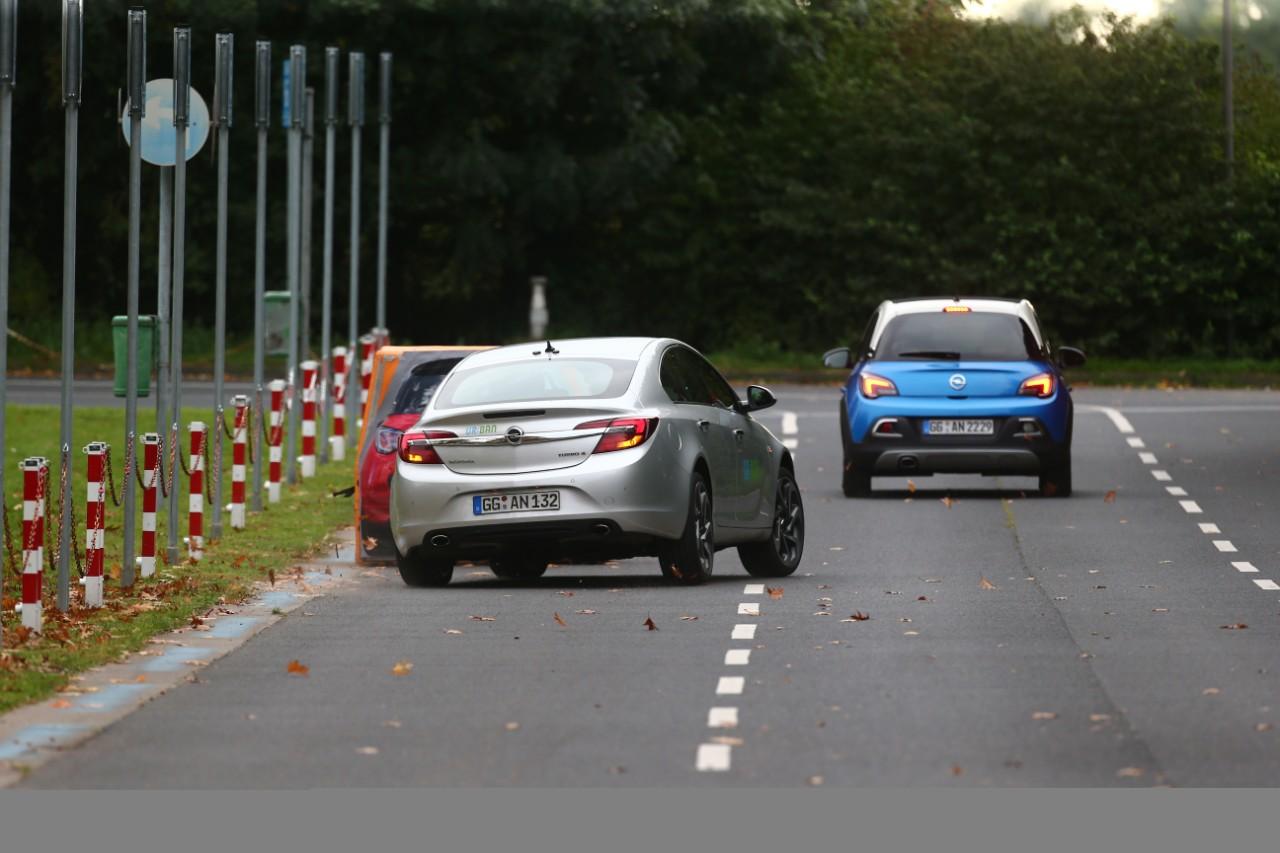 Opel mostra tecnologia para melhorar circulação nas cidades