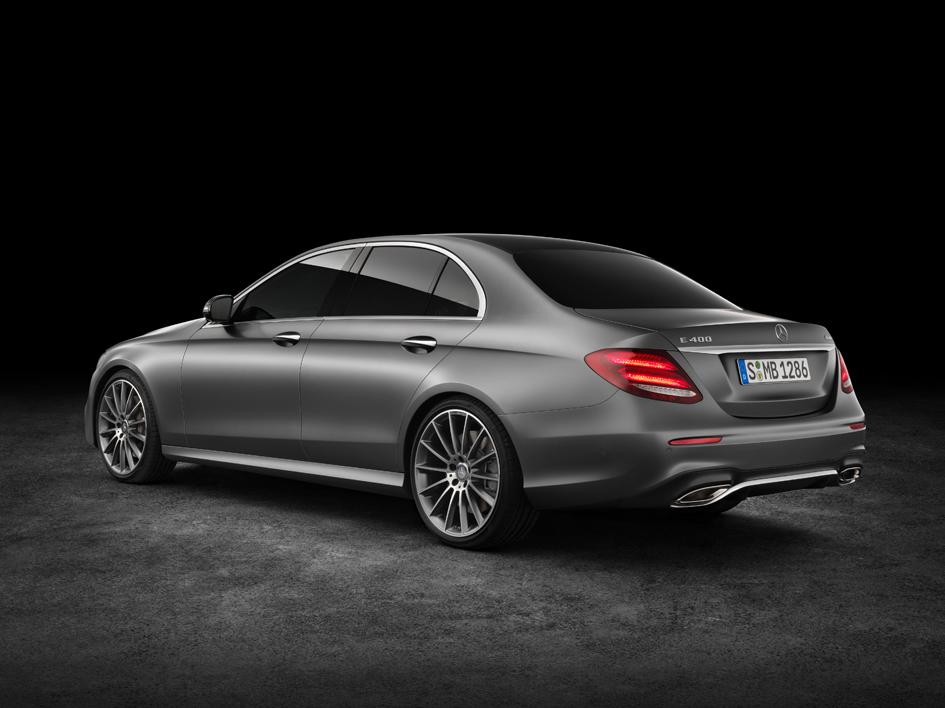 Classe E 2 Novo Mercedes Benz Classe E: 10ª geração
