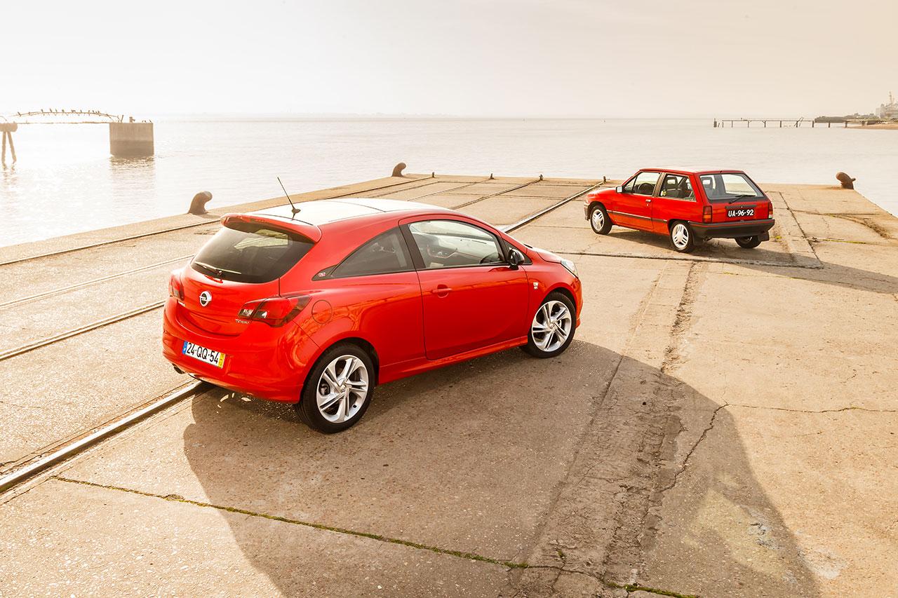 Opel Corsa GT 2 Opel lança reedição do Corsa GT