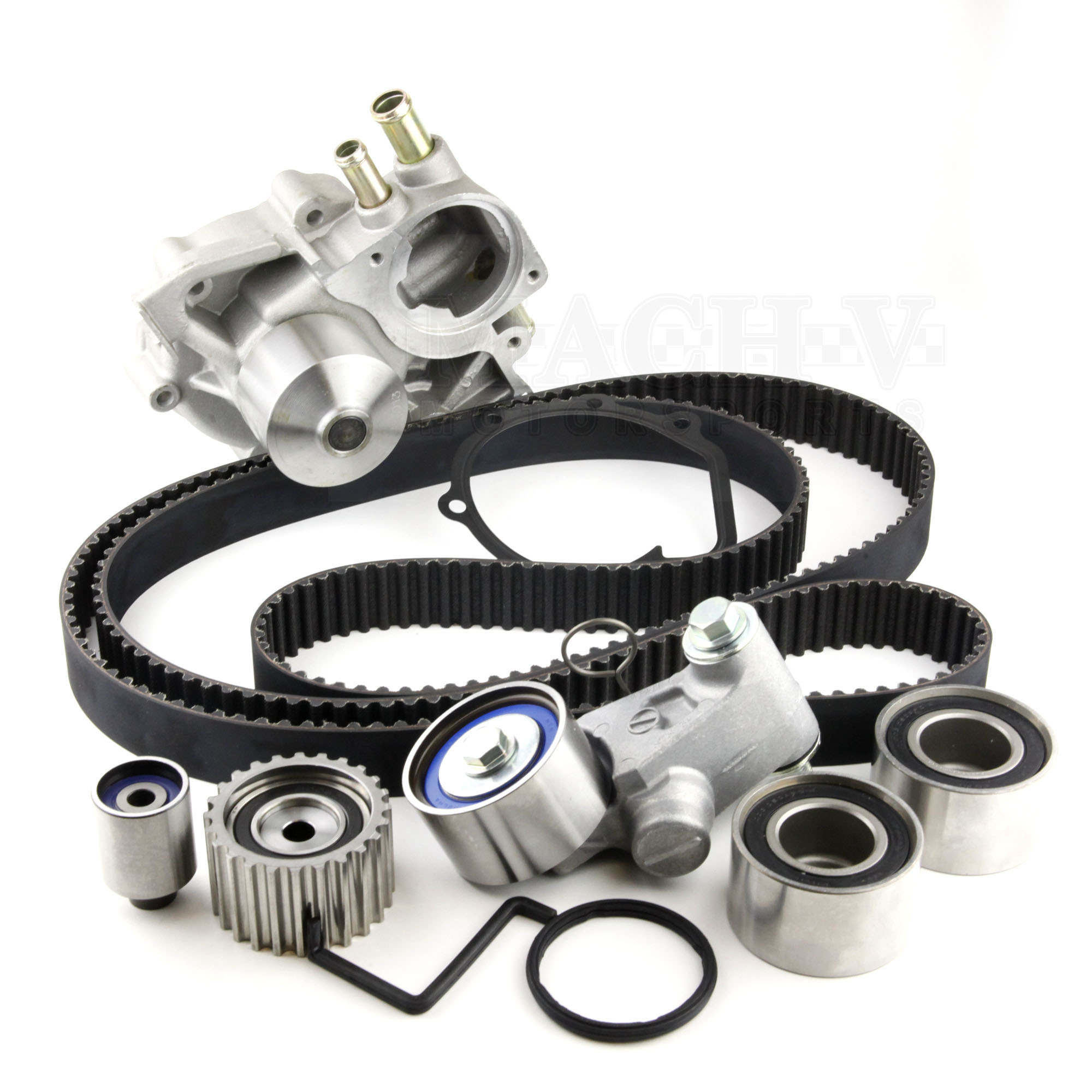Timing belt kit with water pump retina 79d0615c d590 468d be36 c073165eb2b0 Correia de distribuição: O que precisa saber