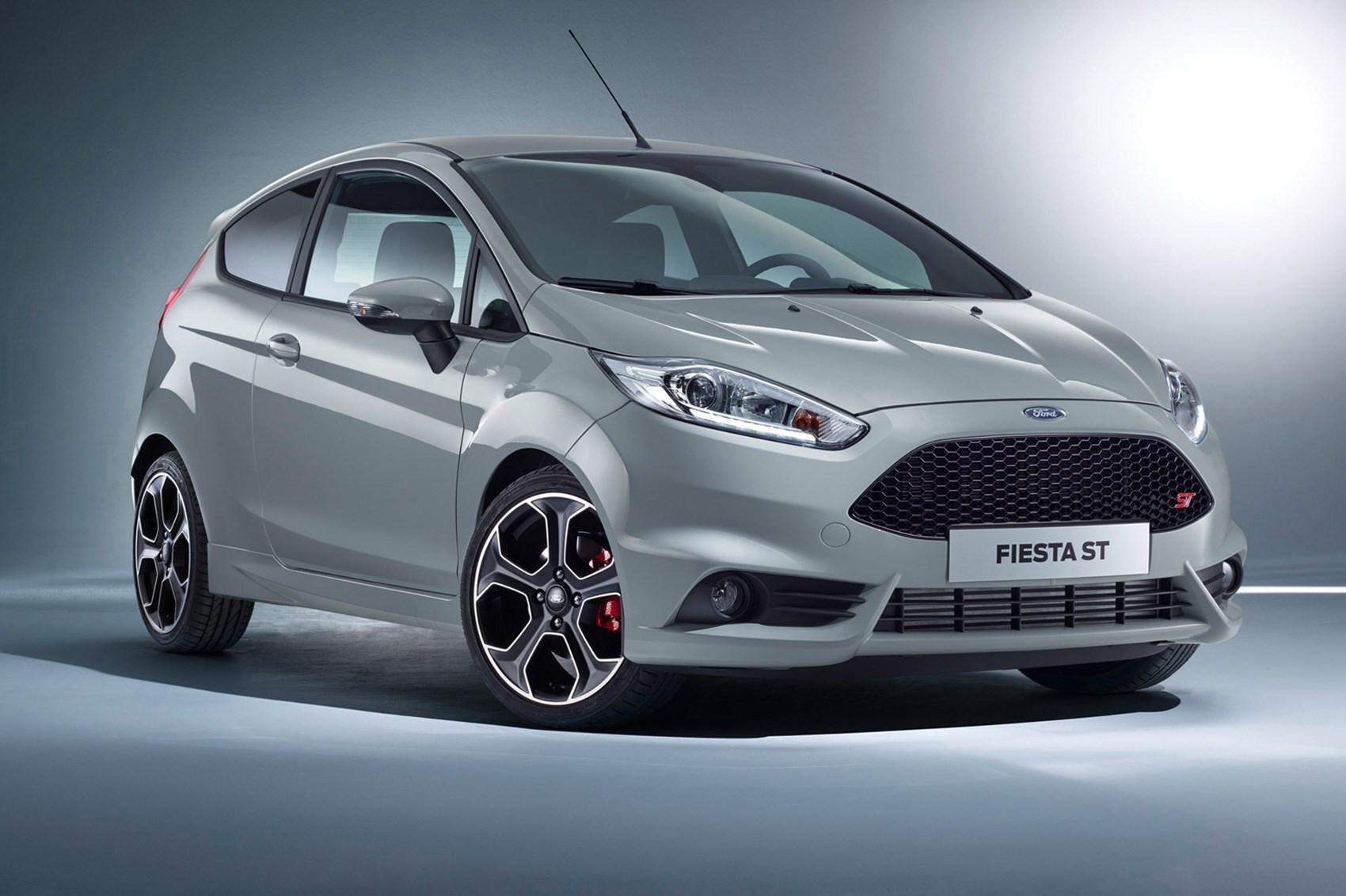 fordfiestast200 01 Ford Fiesta ST200 – O upgrade que faltava