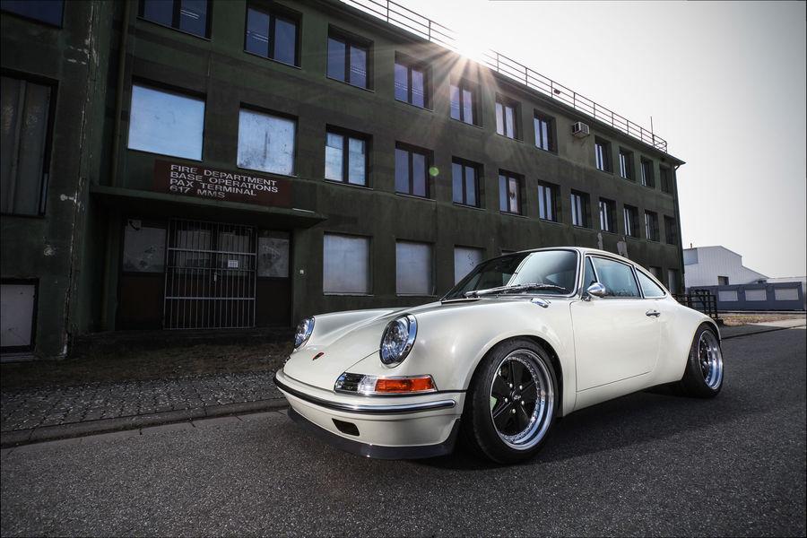 Retro Porsche 911 by Kaege Retro Kaege fotoshowBigImage 87982d93 935177 Porsche 911 Retro pelas mãos da empresa Kaege