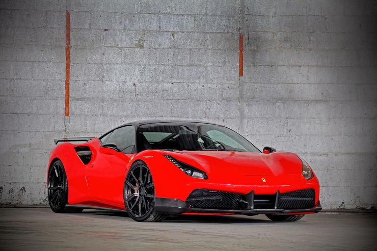 Ferrari 488 GT by VOS Performance fotoshowBig e6e5535d 945370 VOS divulga um Ferrari 488 GTB com 900 cavalos de potência