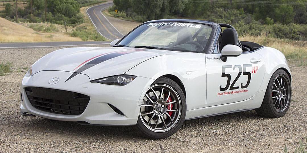 1469800440 nd525 Mazda MX 5 com motorização V8