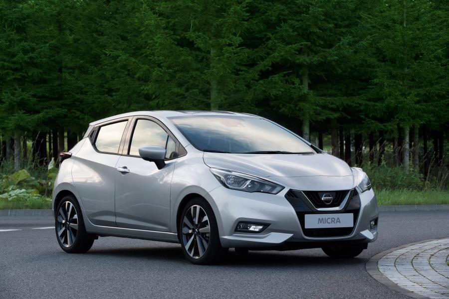 1ff890a516d7798e3512e702d14e3228 XL Nissan dá a conhecer a nova geração Micra