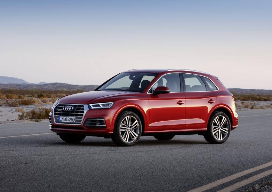 5919633443b269b18cce038d073022a6 9 XL Novo Audi Q5 – Mais e melhor em todas as áreas