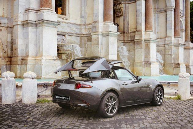 6510a3a77d7e9b8d211321b9cd84734b 2 XL 630x420 Mazda MX 5 RF – Oficial e com preços definidos