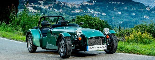cars header main caterham seven 165 iii 0 630x246 Caterham oficialmente em Portugal