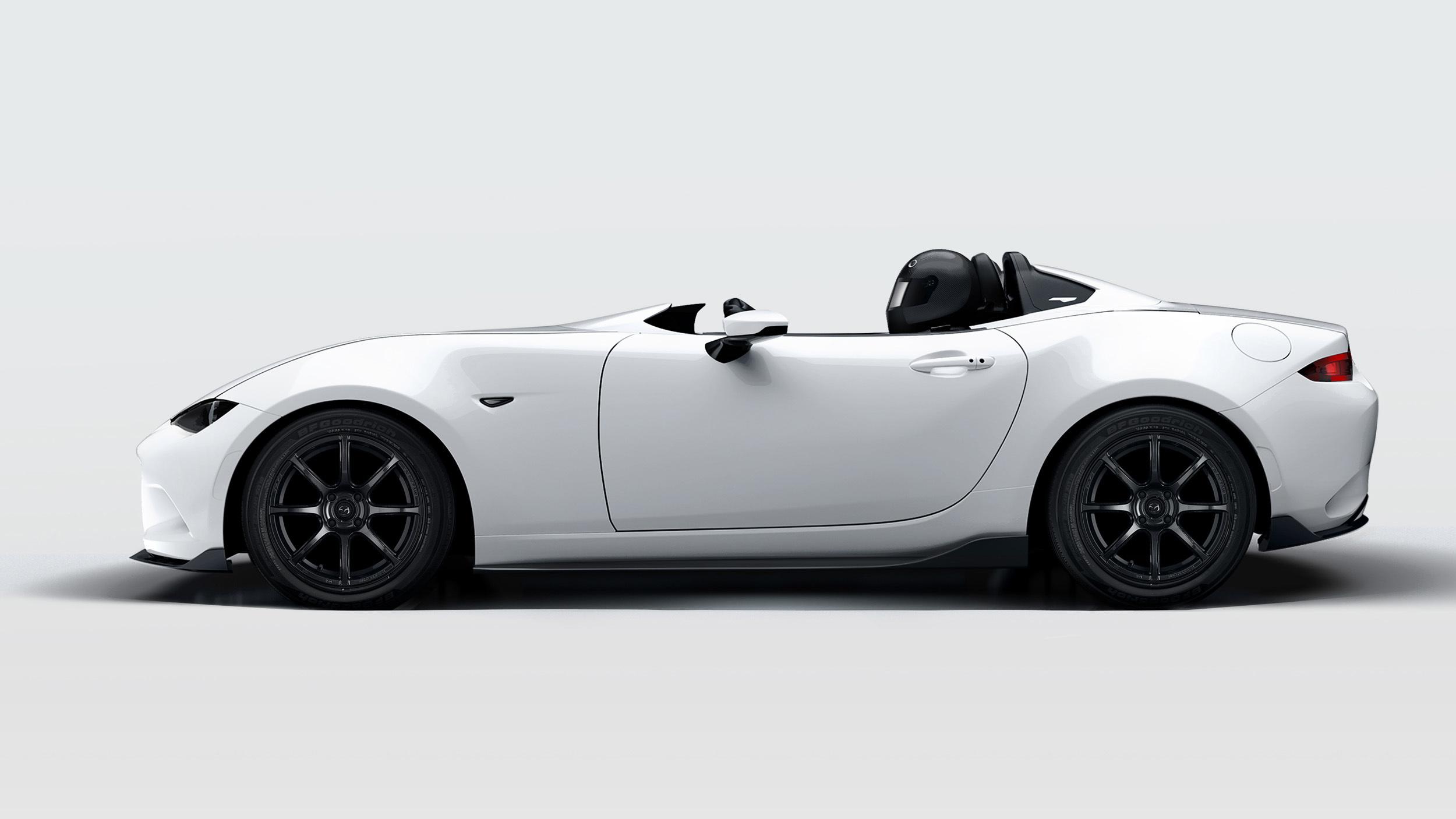 mazda 3 1 Mazda vai exibir em SEMA dois concepts do MX 5