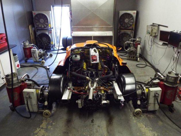Exige 20 630x473 Lotus Exige com coração Ferrari