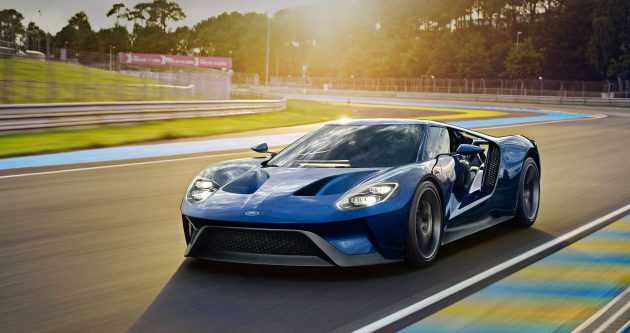 3 4front TetreRouge2 flares1 large 630x333 Ford anuncia performances e potência do Ford GT