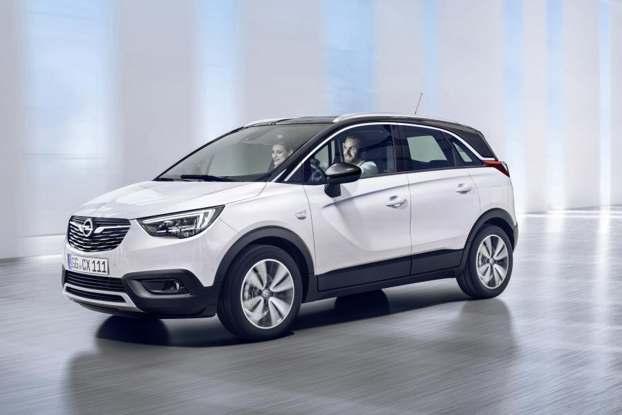 f2705768e9c09a5ba526a8d3f7f3de2d XL Crossland X – A novidade da Opel