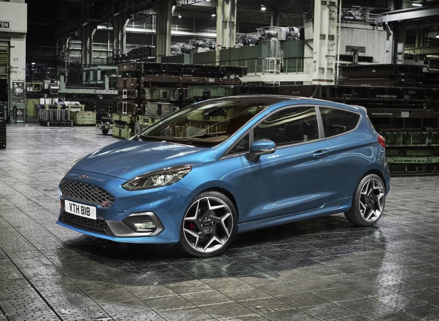 a13836b59326214e2e59a9033928299e XL Novo Ford Fiesta ST – 3 cilindros Turbo é a grande novidade
