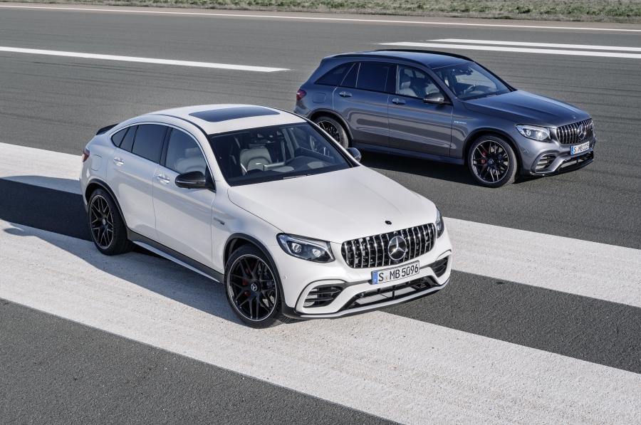 80c10c9ebf7c0a18b0d05a250a883873 XL Mercedes GLC 63 – Dois níveis de potência em duas variantes