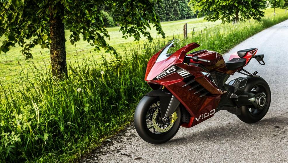 vigo Vigo – A super moto elétrica