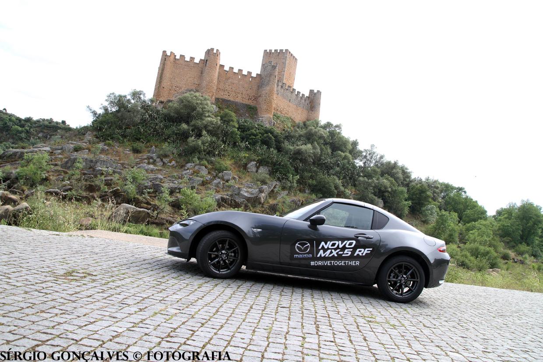 mx5rf4 Mazda MX 5 RF – Teto retrátil garante outras qualidades
