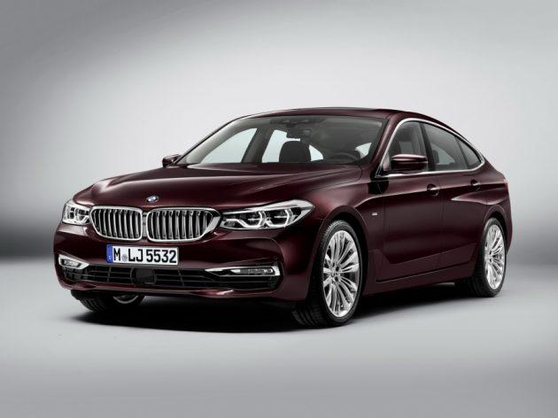 602501ceeffecd7240f6b394eb5c572e 2 XL 630x472 Futuro BMW Série 6 GT surge na internet