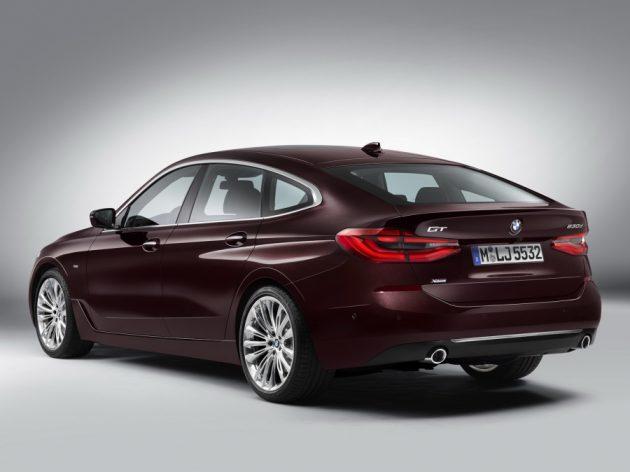602501ceeffecd7240f6b394eb5c572e XL 630x472 Futuro BMW Série 6 GT surge na internet