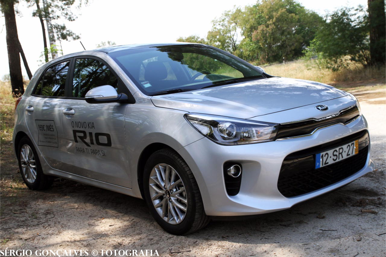 IMG 6608 Novo KIA RIO – Motorizações diferentes, mas o mesmo objetivo