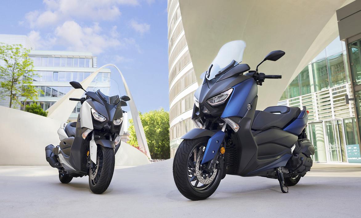 low 2018 yam xmax400 eu mdpbm3 sta 002 52789 Yamaha X Max 400 – Novo modelo e a mesma ambição
