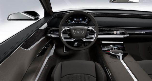 2018 audi a8 considered for full electric version 4 630x339 Alemanha pioneira aprova automóveis com condução autónoma