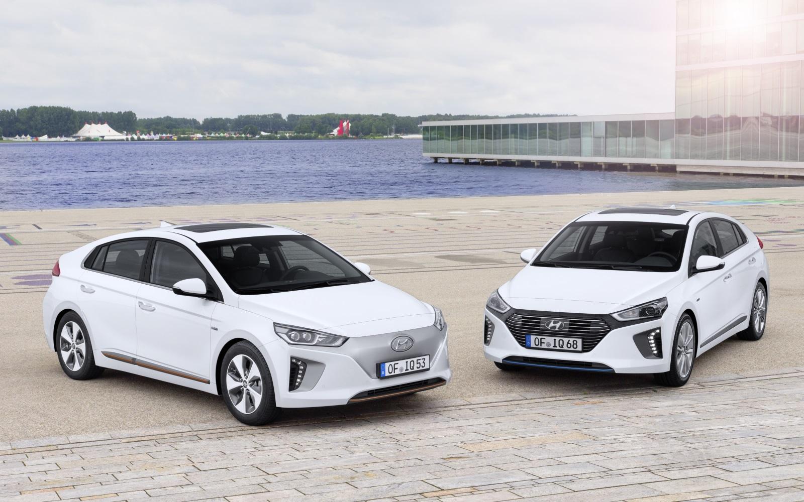 all new ioniq hybrid electric 1610 Hyundai Ioniq EV e plug in – Oficialmente no mercado