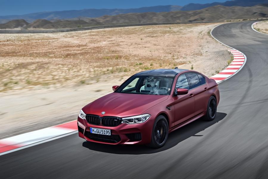 b326f82831fc55f5d13707fc9bc24235 XL Novo BMW M5 – A super berlina em números