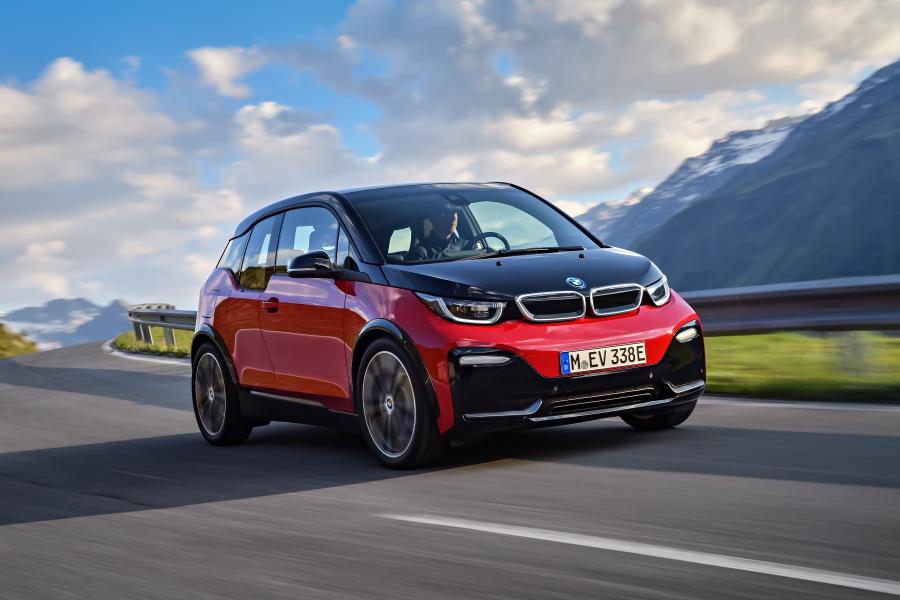 fb1a690bea18131e777dba4217e0bbfa 2 XL BMW i3s    Nova versão será mais potente
