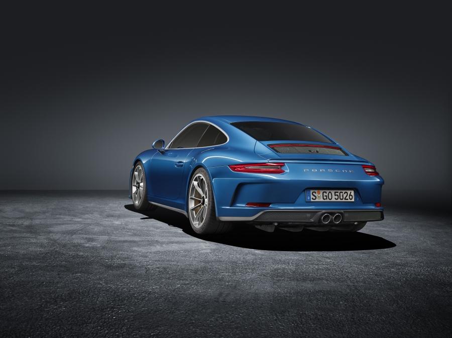 0b1155c565200f4693dbf68b018d61be 2 XL Porsche 911 GT3 Touring Package – Menos radical mas a mesma substância