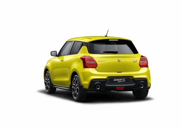 1a34e01fd21784cdd0da047afdca4619 10 XL 630x445 Suzuki Swift Sport – Novo modelo e nova motorização