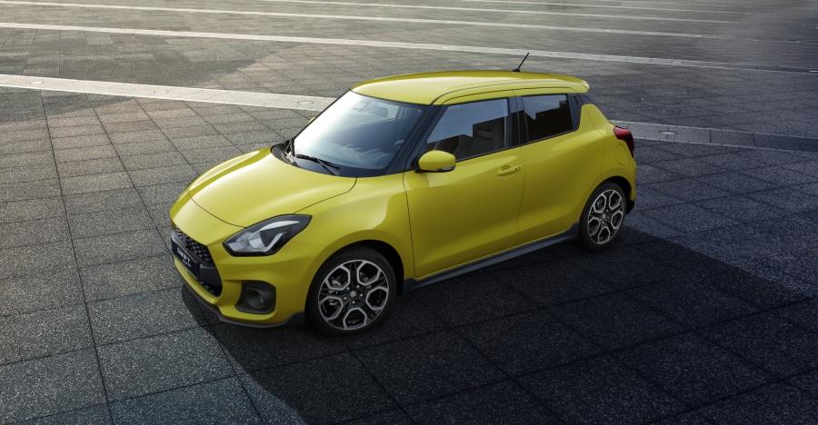 1a34e01fd21784cdd0da047afdca4619 3 XL Suzuki Swift Sport – Novo modelo e nova motorização