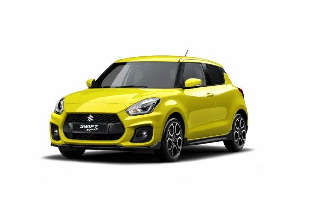 1a34e01fd21784cdd0da047afdca4619 9 XL 630x445 Suzuki Swift Sport – Novo modelo e nova motorização