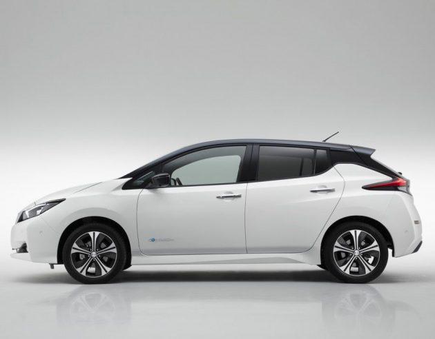 282726 630x492 Novo Nissan Leaf – Mais potência e autonomia