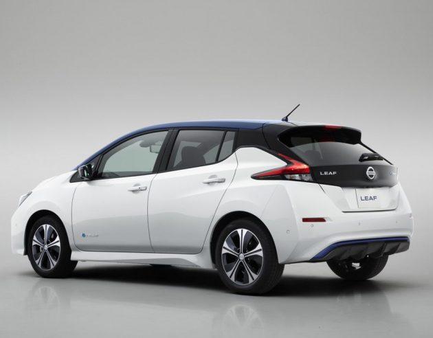 282735 630x492 Novo Nissan Leaf – Mais potência e autonomia