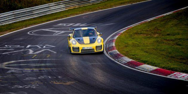 911 1506512351 630x315 Porsche 911 GT2 RS esmaga recorde em Nürburgring