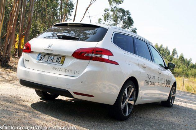 IMG 7194 630x420 Novo Peugeot 308 SW – Muito mais que uma mera atualização